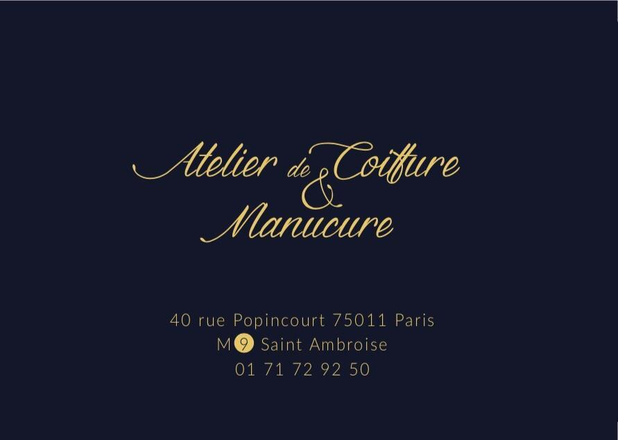 Atelier de Coiffure et Manucure - Saint Ambroise
