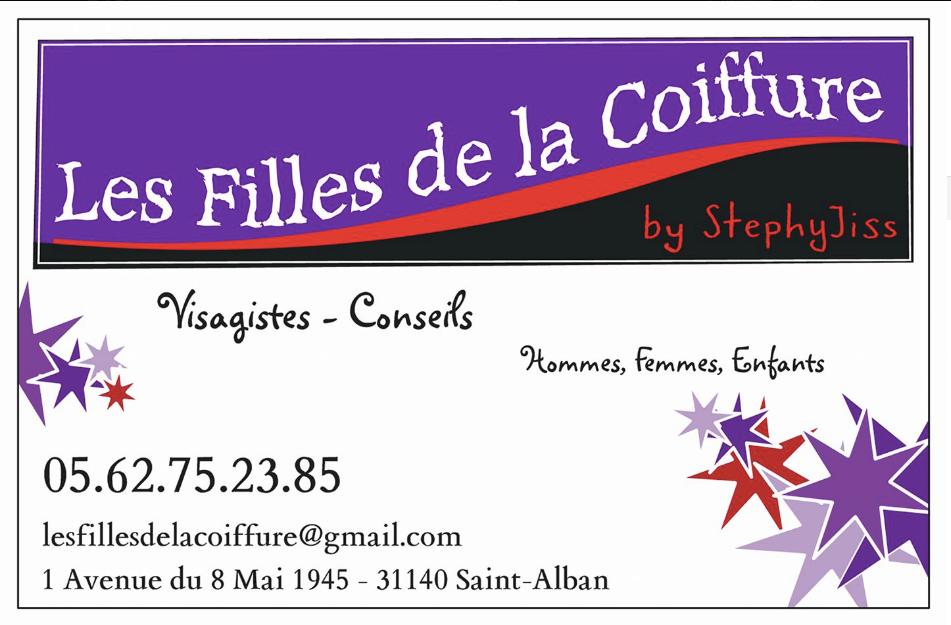 Les Filles de la Coiffure - Saint Alban