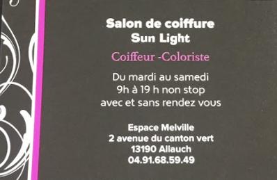 Sun Light - Espace Melville Allauch