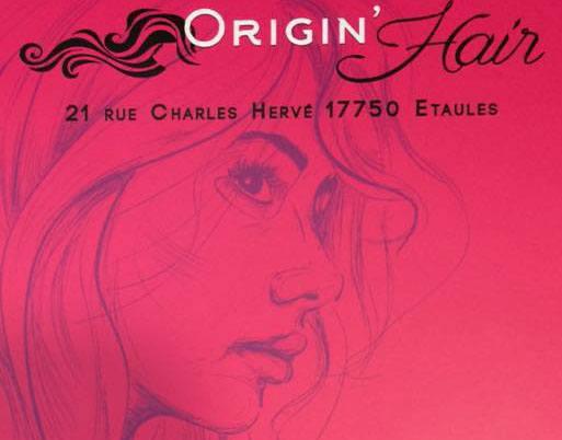 Origin'Hair - Etaules