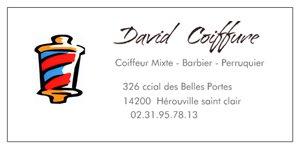 David Coiffure - Ccial des Belles Portes